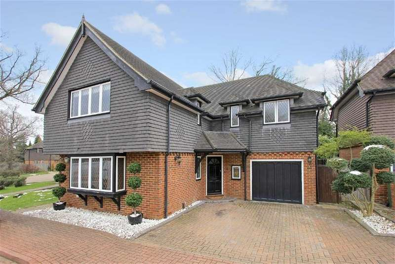4 Bedrooms Detached House for sale in Parkfield View, Potters Bar, Hertfordshire
