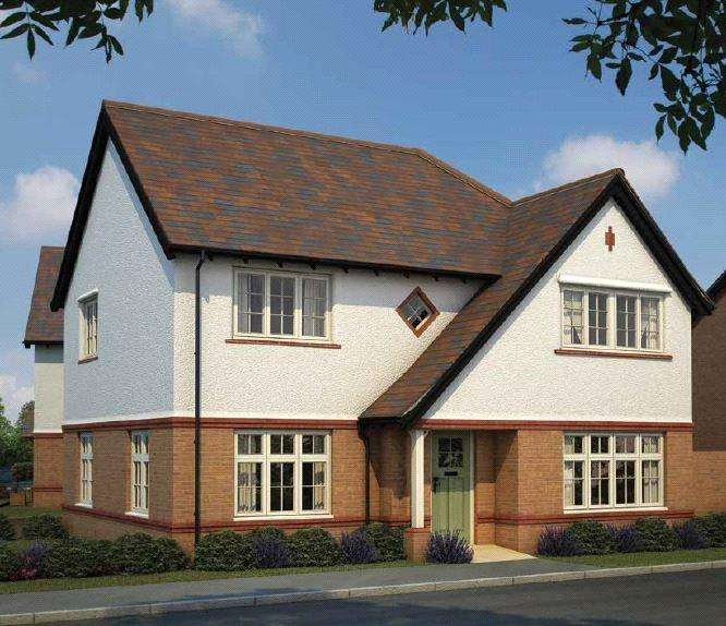 4 Bedrooms Detached House for sale in Beatty Gardens, Waterlooville, Hampshire, PO7
