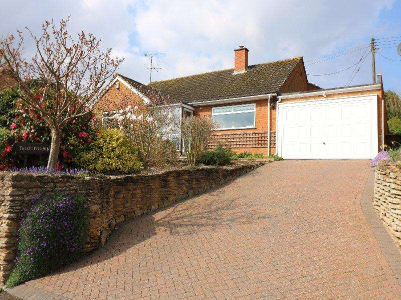 3 Bedrooms Detached Bungalow for sale in Upper Street, Defford WR8