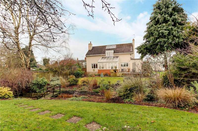 4 Bedrooms Detached House for sale in Victoria Close, New Zealand, Calne, Wiltshire