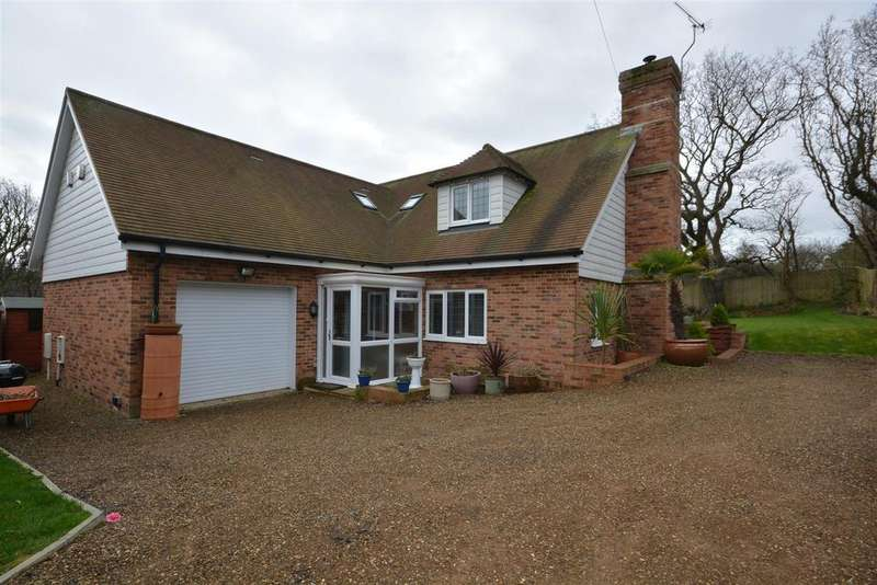 4 Bedrooms Detached House for sale in Broadway, Fairlight, Hastings