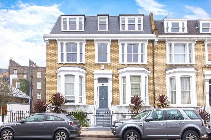 3 Bedrooms Penthouse Flat for sale in Earls Court Gardens, London