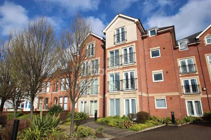 2 Bedrooms Flat for sale in Cambridge Court , West Bridgford, Nottinghamshire