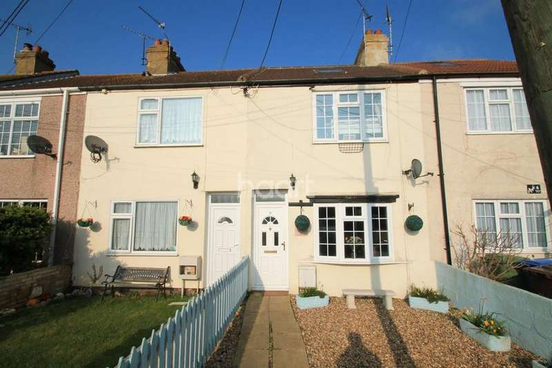 3 Bedrooms Terraced House for sale in Minster on Sea