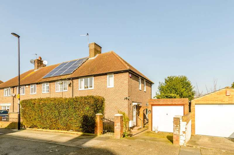 3 Bedrooms End Of Terrace House for sale in Farmfield Road, Bromley, BR1