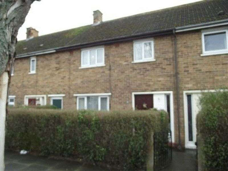 3 Bedrooms Terraced House for sale in Western Avenue, Chester
