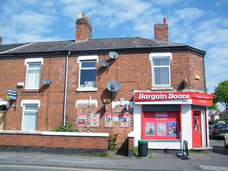 2 Bedrooms Apartment Flat for sale in West Street, Crewe