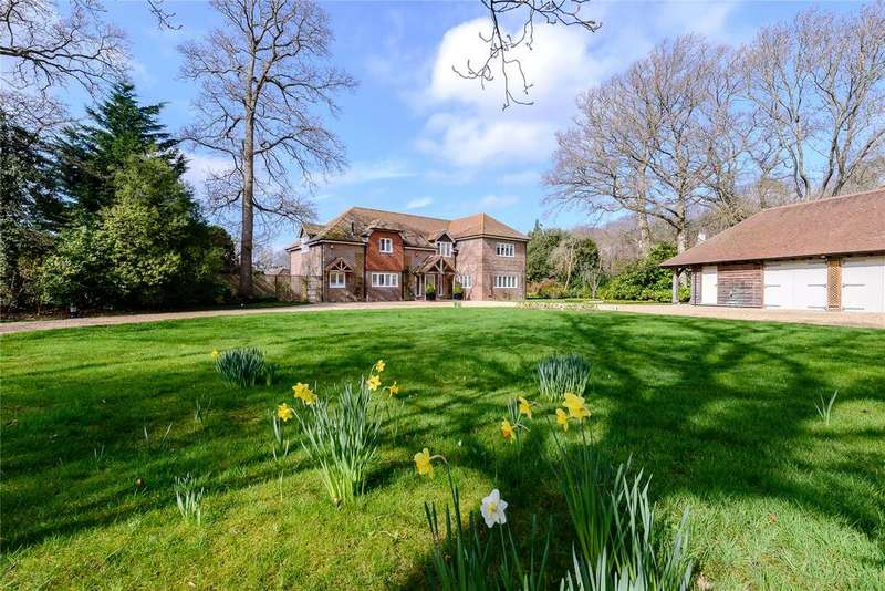 6 Bedrooms Detached House for sale in Bosham Hoe, Bosham, Chichester, West Sussex