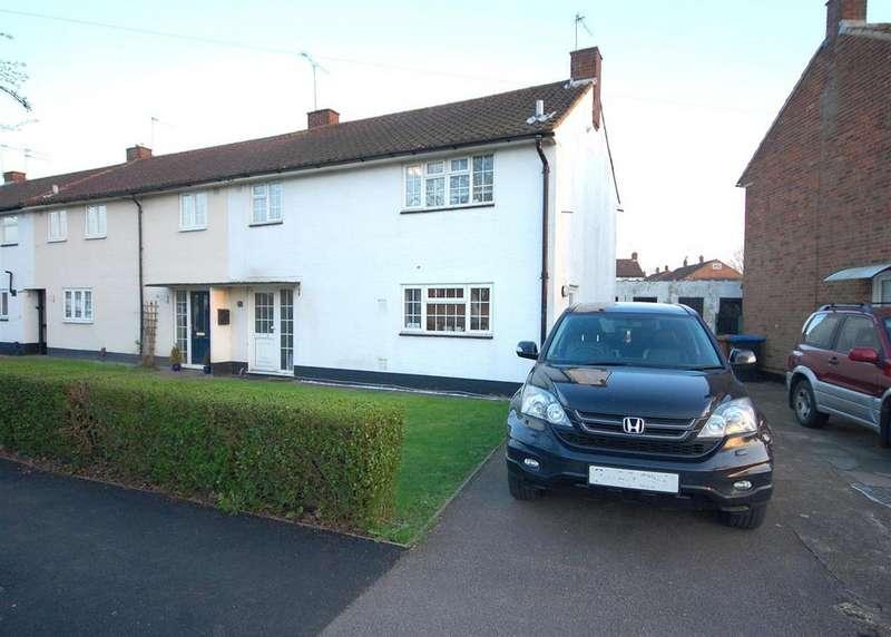 3 Bedrooms End Of Terrace House for sale in Longmead, Hatfield