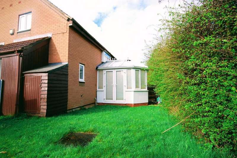 1 Bedroom End Of Terrace House for sale in Uplands, Stevenage
