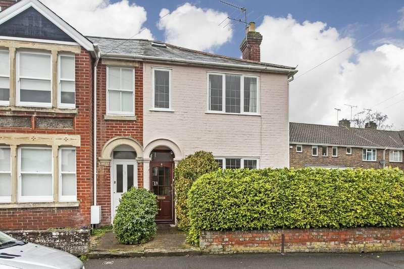 3 Bedrooms End Of Terrace House for sale in Saxon Road, Winchester, SO23