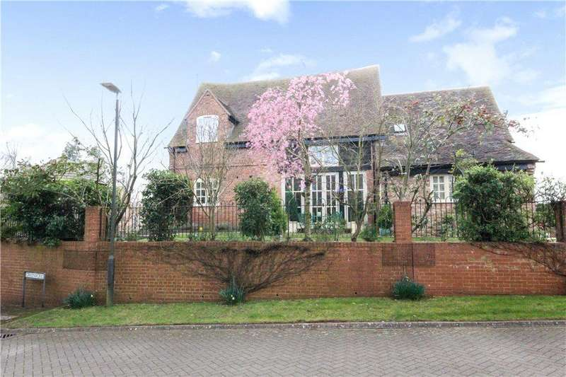 4 Bedrooms Barn Conversion Character Property for sale in Greenacres, Hillend Road, Twyning, Tewkesbury, GL20