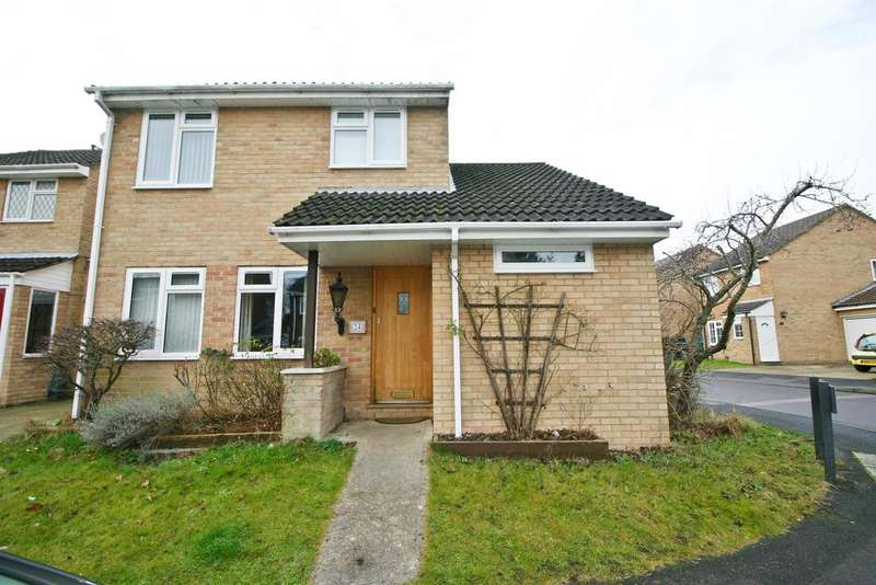 3 Bedrooms Detached House for sale in Wootton, Netley Abbey, Southampton, SO31 5GN