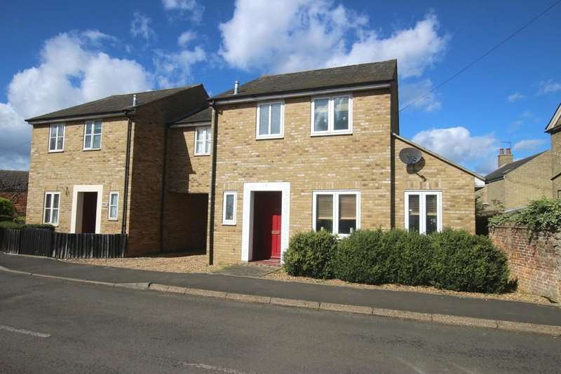 3 Bedrooms Link Detached House for sale in High Street, Mepal, Ely
