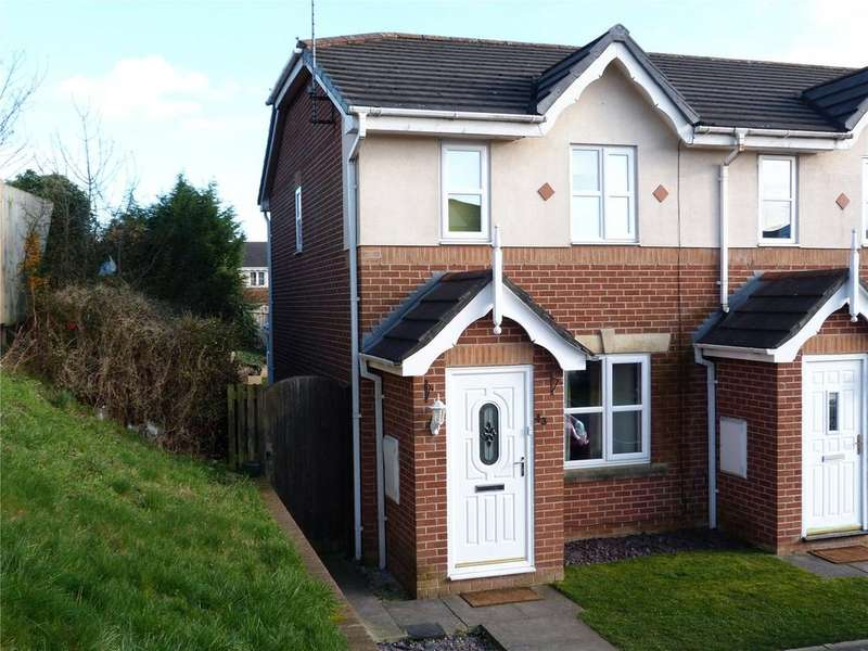 2 Bedrooms End Of Terrace House for sale in Hughes Drive, Crewe, Cheshire, CW2