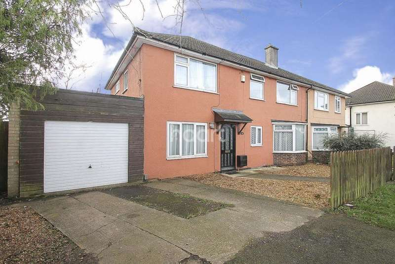 6 Bedrooms Semi Detached House for sale in Rawlyn Close, Cambridge
