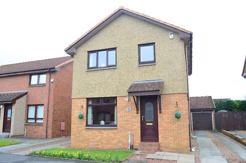 3 Bedrooms Detached House for sale in Aqua Avenue, Hamilton, South Lanarkshire, ML3 9BA