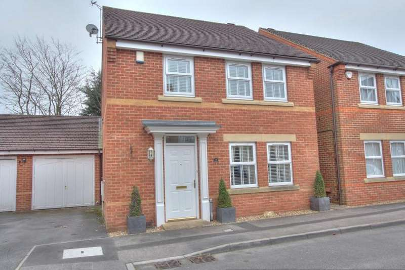 4 Bedrooms Detached House for sale in Morley Gardens, Hiltingbury, Chandlers Ford