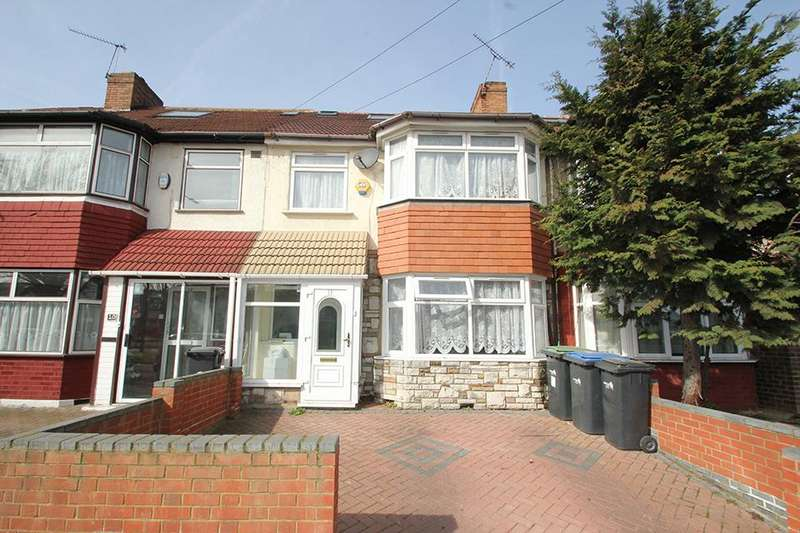 4 Bedrooms Terraced House for sale in Harington Terrace, Palmers Green, N18