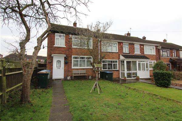 3 Bedrooms End Of Terrace House for sale in Whitnash Grove, Wyken, Coventry