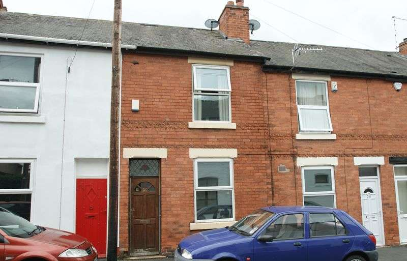 2 Bedrooms Terraced House for sale in Latham Street, Bulwell
