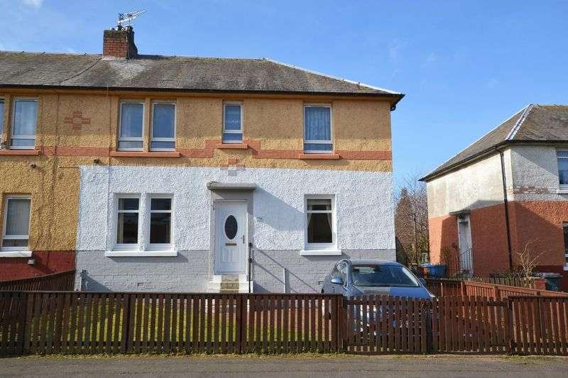 2 Bedrooms Flat for sale in Elmbank Crescent, Hamilton