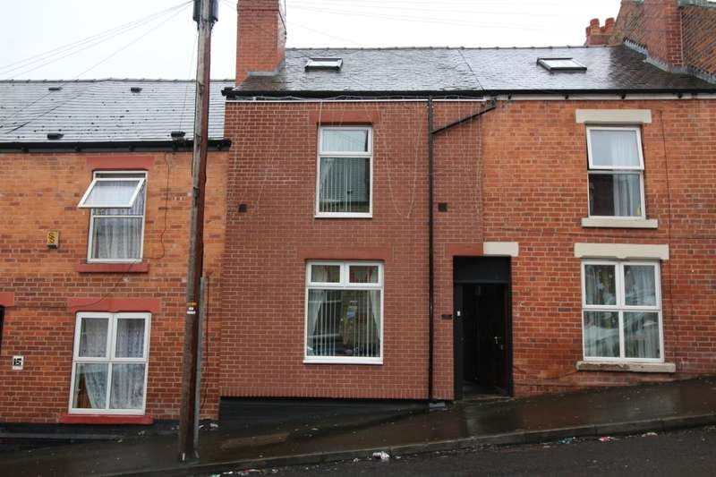 3 Bedrooms Property for sale in Hamilton Road, Sheffield, S5