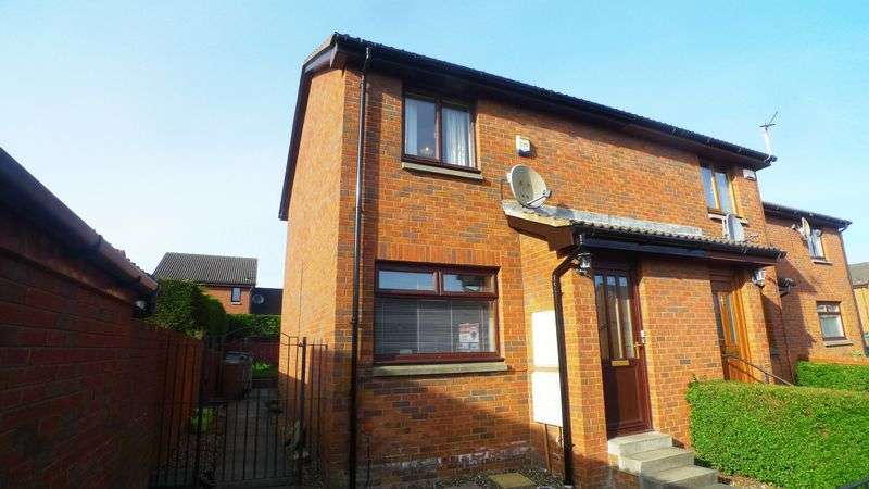 2 Bedrooms Terraced House for sale in Weavers Crescent, Kirkcaldy
