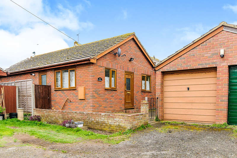 2 Bedrooms Detached Bungalow for sale in Downs Road, Ramsgate, CT11