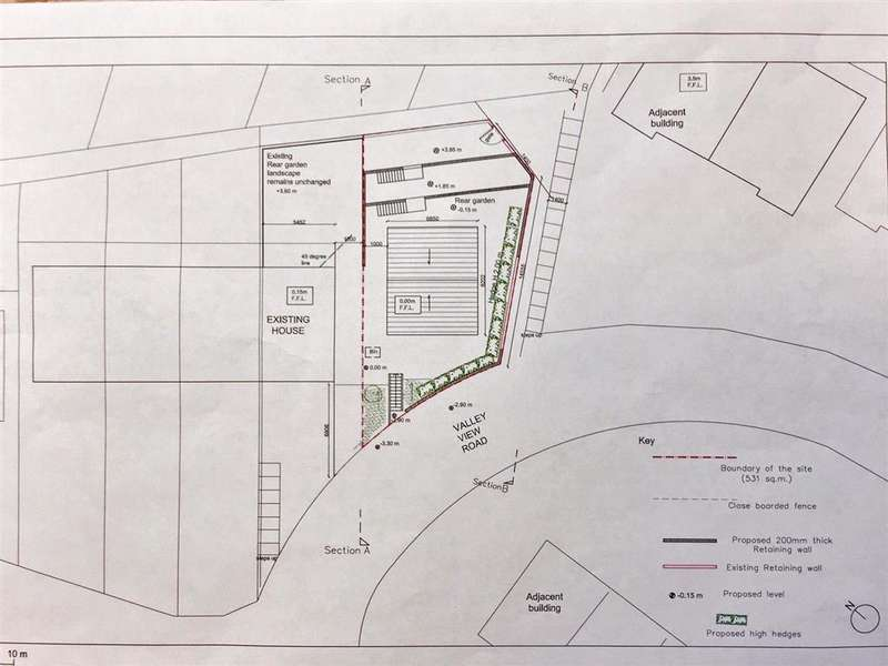 Land Commercial for sale in Valley View, Greenhithe, Kent