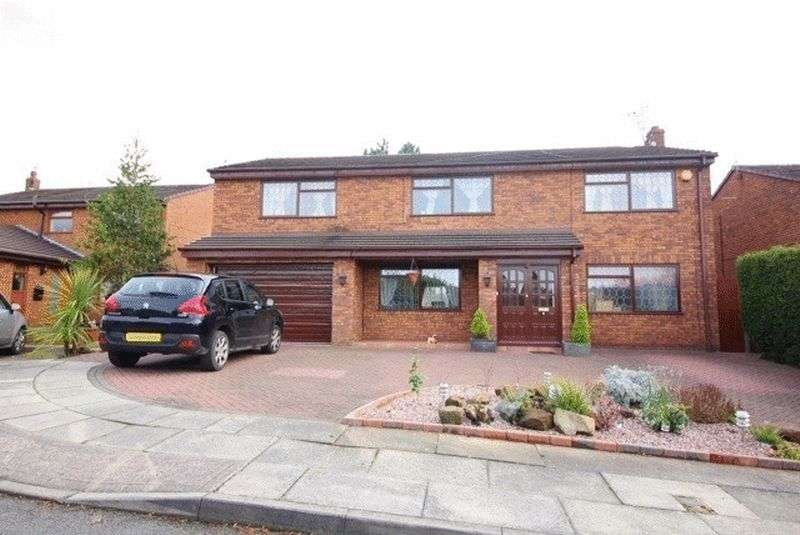 4 Bedrooms Detached House for sale in Calder Grange, Calderstones, Liverpool, L18
