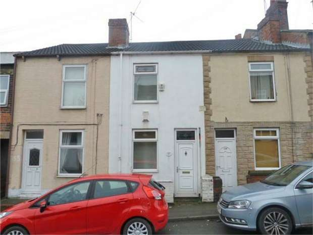 2 Bedrooms Terraced House for sale in Psalters Lane, Rotherham, South Yorkshire