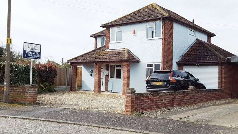 4 Bedrooms Detached House for sale in Hatchcroft Gardens, Elmstead