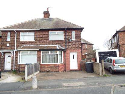 2 Bedrooms Semi Detached House for sale in Humber Road, Beeston, Nottingham