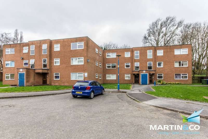 2 Bedrooms Flat for sale in Frensham Way, Harborne, B17