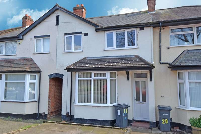 3 Bedrooms Terraced House for sale in Kendal Rise Road, Rednal, Birmingham