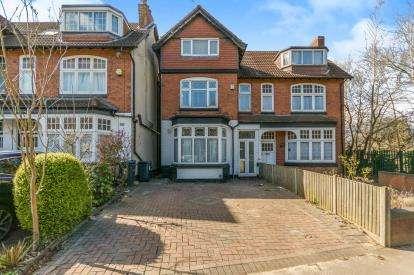 5 Bedrooms Semi Detached House for sale in Valentine Rd, Kings Heath, Birmingham, West Midlands