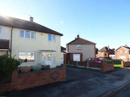 3 Bedrooms Semi Detached House for sale in Poplar Avenue, Bentley, Walsall, West Midlands