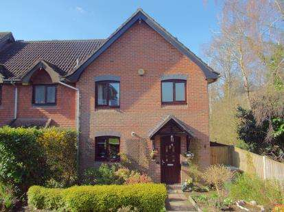 3 Bedrooms End Of Terrace House for sale in Chandler's Ford, Eastleigh, Hampshire