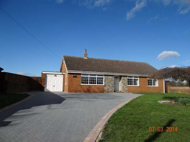 3 Bedrooms Bungalow for rent in Hornby Road, Appleton Wiske, Northallerton, North Yorks., DL6 2AP