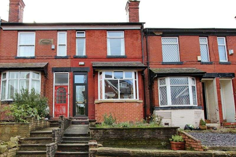 3 Bedrooms Terraced House for sale in Clifton Road, Prestwich, Manchester