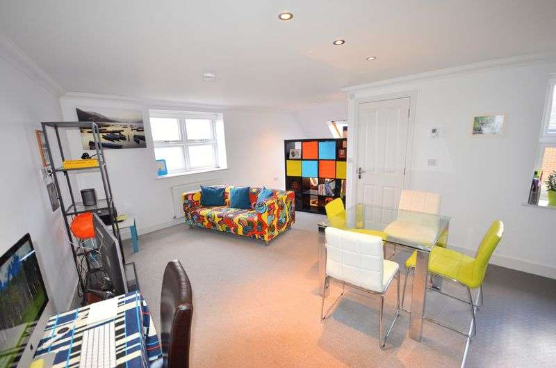 1 Bedroom Flat for sale in Ashley Road, Bournemouth