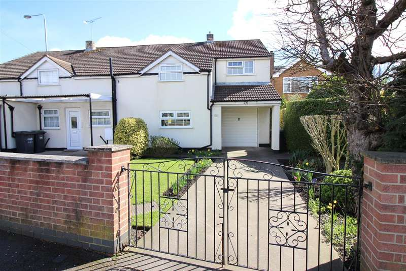 3 Bedrooms House for sale in Hickings Lane, Stapleford, Nottingham