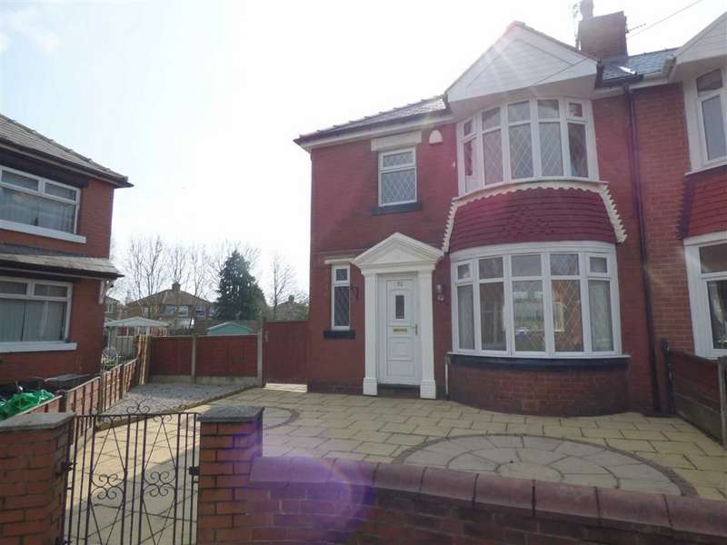 3 Bedrooms Property for sale in Southerly Crescent, Moston, Manchester, M40