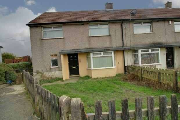 3 Bedrooms Property for sale in Hambleton Drive, Halifax, West Yorkshire, HX2 8SP