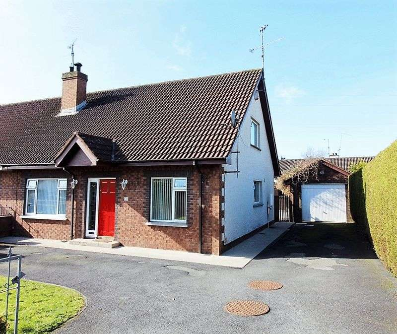 3 Bedrooms Semi Detached House for sale in 69 Annsville, Rathfriland Road Newry BT34 1AB