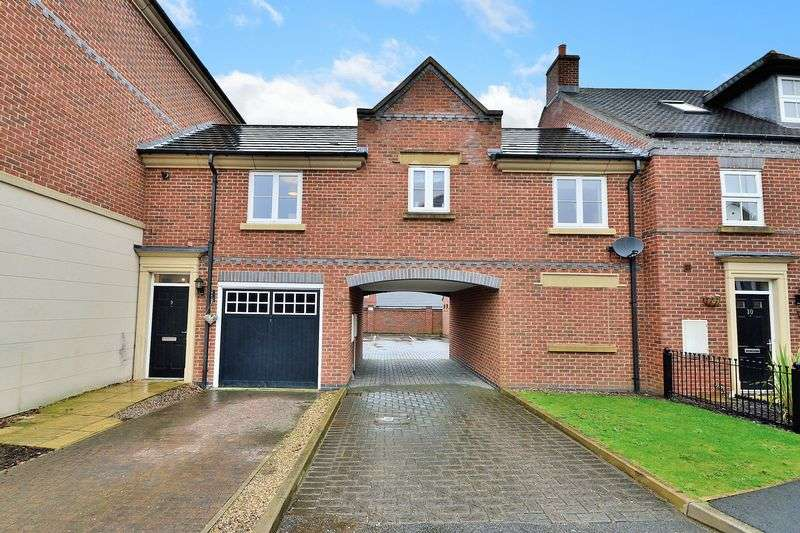 2 Bedrooms House for sale in Partington Square, Sandymoor