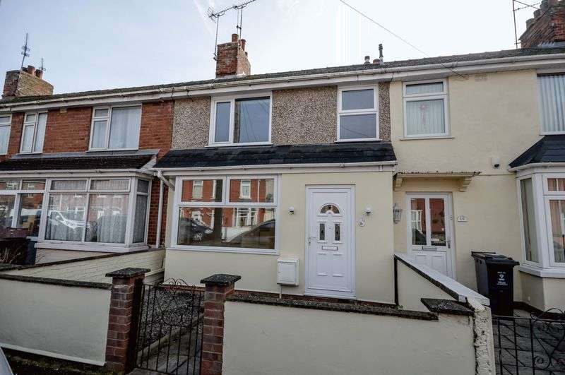 3 Bedrooms Terraced House for sale in Rodbourne