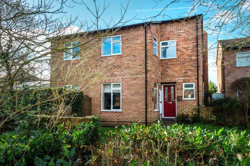 5 Bedrooms Detached House for sale in Summerfields, Abingdon, Oxfordshire