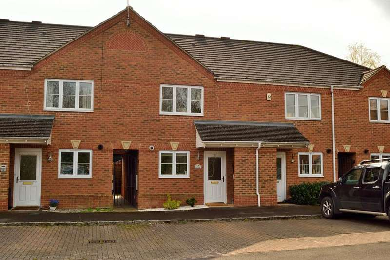 2 Bedrooms Terraced House for sale in Little Horse Close, Earley, Reading, Berkshire, RG6 7HL